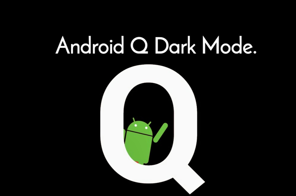 Dark Mode on Android Q