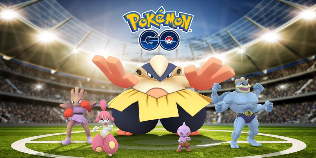 Pokemon Go Battle Showdown