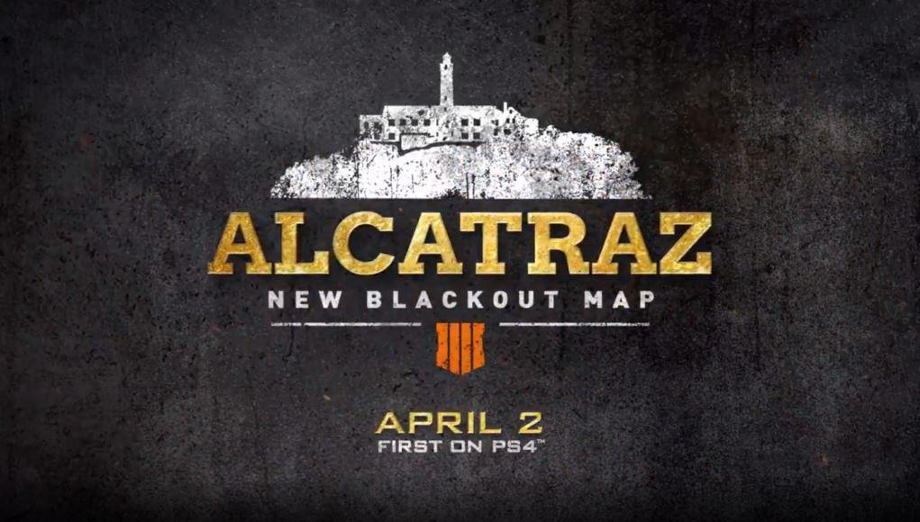 Call Of Duty: Blackout Alcatraz