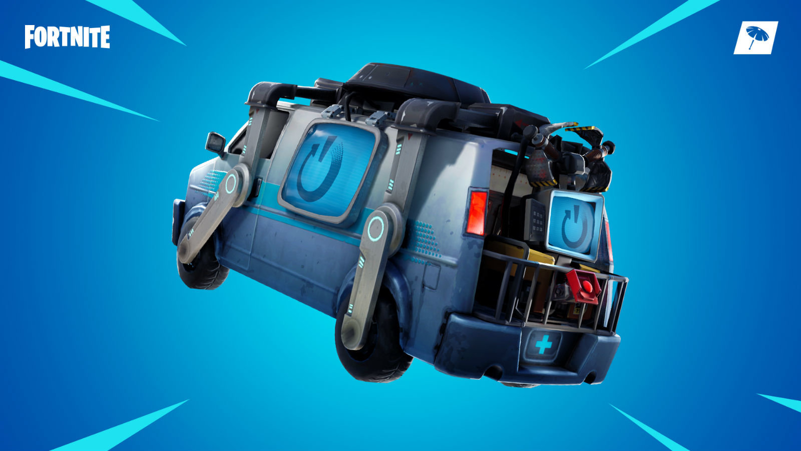 Fortnite Reboot Vans Locations map revealed Photo