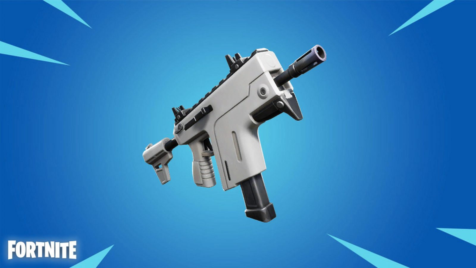 Fortnite- Leaked Stats and Sounds for Leaked Burst SMG Photo