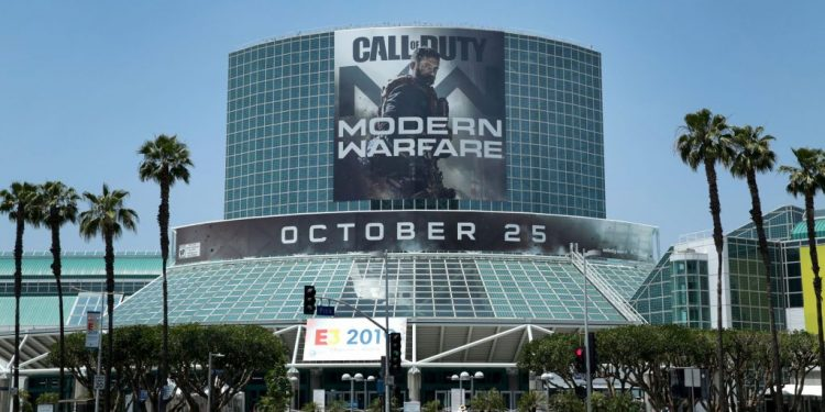 Activision Schedule at E3 2019- Call of Duty Modern Warfare at E3 2019 Photo
